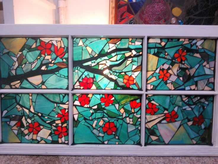 Stained Glass Garden Art Projects