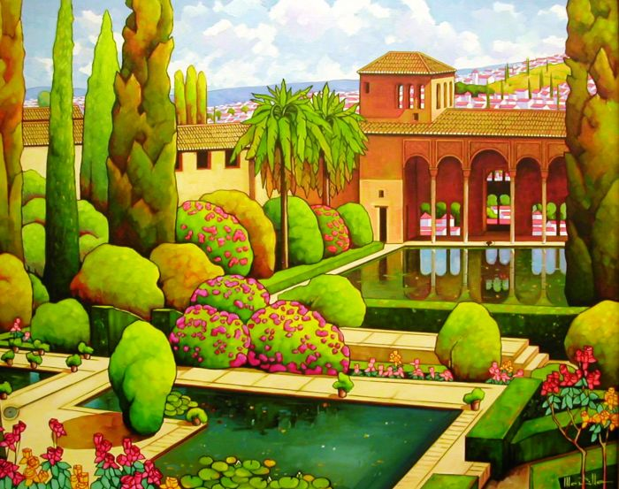 17 best images about chico montilla on pinterest cartoon for Jardines chicos