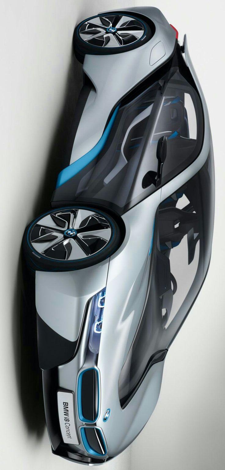 BMW i8 Concept by Levon