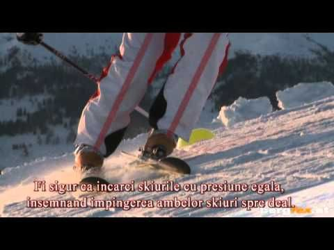 Carving Ski In One Lesson - Subtitrat Romana