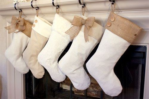 Unique Yet Cheap Large Christmas Stocking Patterns & Ideas 2013/ 2014 | Girlshue