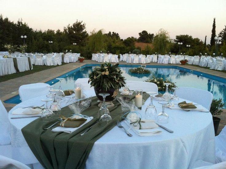 Το Κτήμα Βεργίνα προσφέρει δεξίωση γάμου με πλήρες πακέτο παροχών, από 28 € για Παρασκευή και Κυριακή και 30 € για Σάββατο.