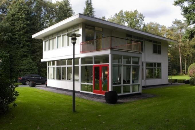 Smedes House, Den Dolder, The Netherlands | Designed by Gerrit Rietveld | Copyright: Centraal Museum | Photo: Robert Glas
