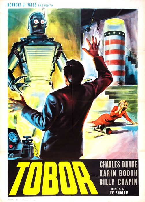 Comprar Tobor the Great [1954] en KinoGallery