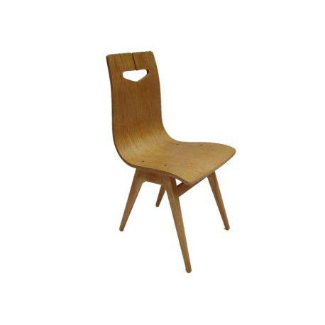 Komplet krzeseł