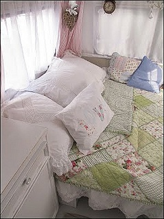 shabby chic caravan | Flickr - Photo Sharing!
