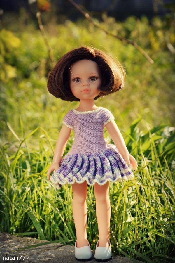 Наши новенькие девочки и наряды! / Paola Reina, Antonio Juan и другие испанские куклы / Бэйбики. Куклы фото. Одежда для кукол