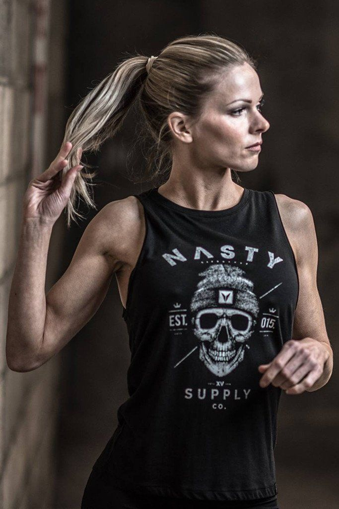 Skull Tank by Nasty Lifestyle.  Treat yourself today!