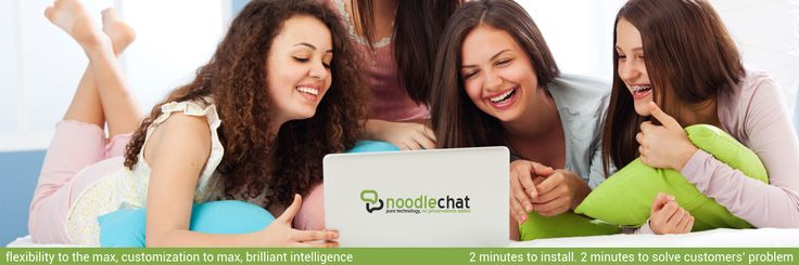 noodlechat offers an exclusive opportunity for suitable responses & bond building with customers