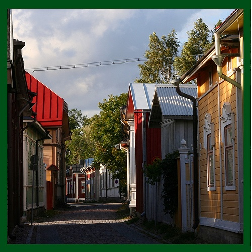 Old Rauma - Unesco World Heritage Site (Rauma, Finland)