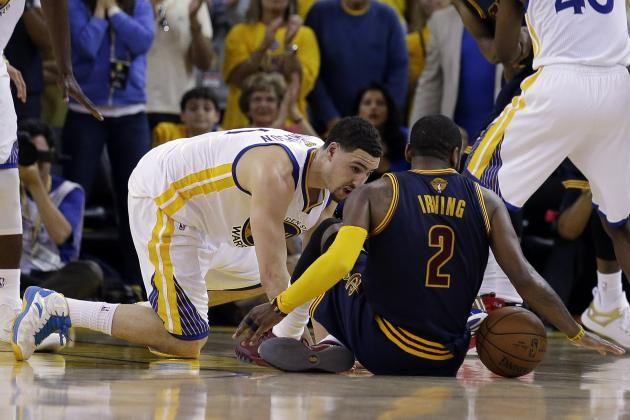 How Does Kyrie Irving's Injury Impact Warriors in Finals vs. Cavaliers? Kyrie Irving  #KyrieIrving