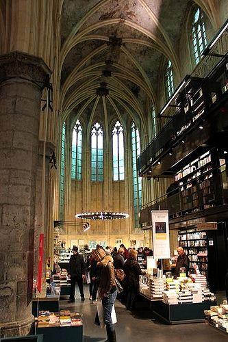 Selexyz Dominicanen Bookshop | Best places in the World