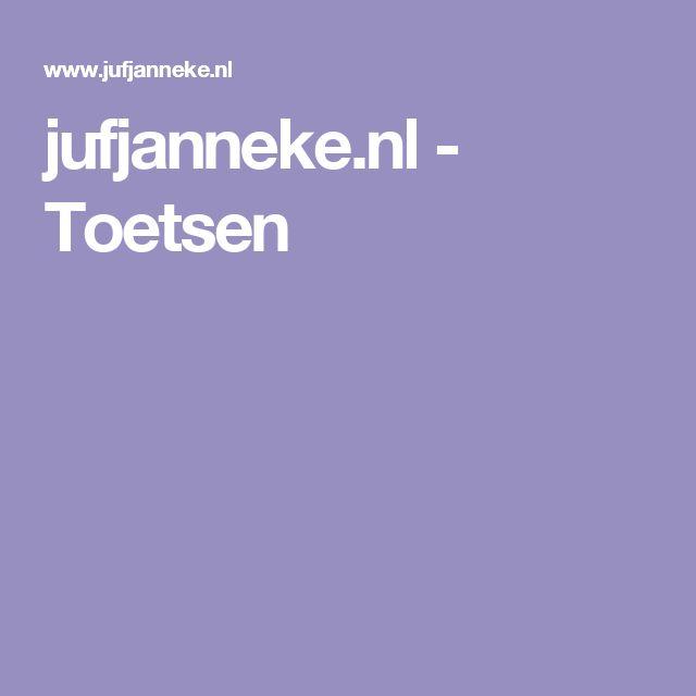 jufjanneke.nl - Toetsen