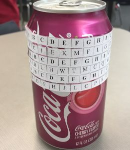 For Teachers: Soda Can Enigma Machines | Pre-Algebra