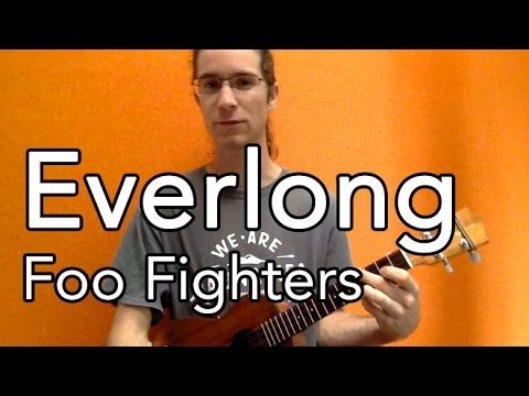"Everlong"" By The Foo Fighters 'Ukulele Chords 