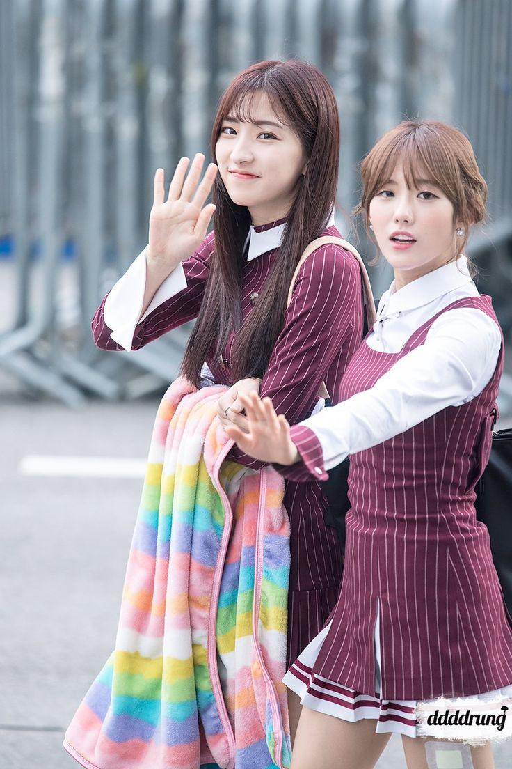 Eunseo and Luda
