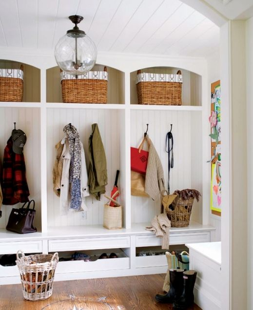 I love mudrooms.: Ideas, Shoe Drawer, Mudrooms, Mud Rooms, House Idea, Light Fixture, Entryway, Laundryroom, Laundry Room