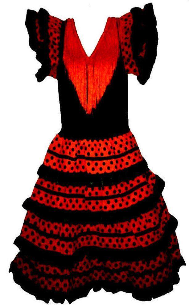 Flamenco-Kleid-Größe (2)