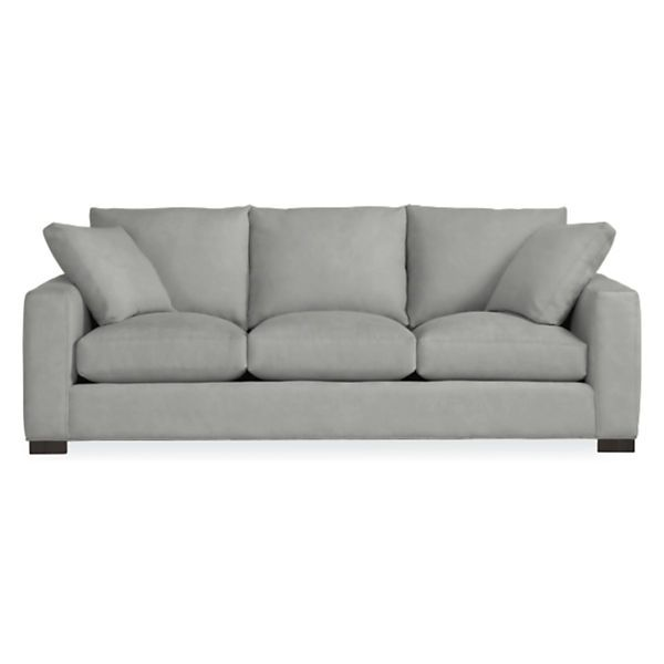 Metro Custom Sofa - Modern Custom Sofas - Modern Living Room Furniture - Room & Board