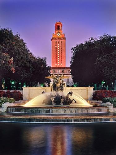 God bless Austin, Texas