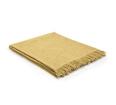 Mrs.Me home couture  Fly Piccallly  Throw  Washed wool