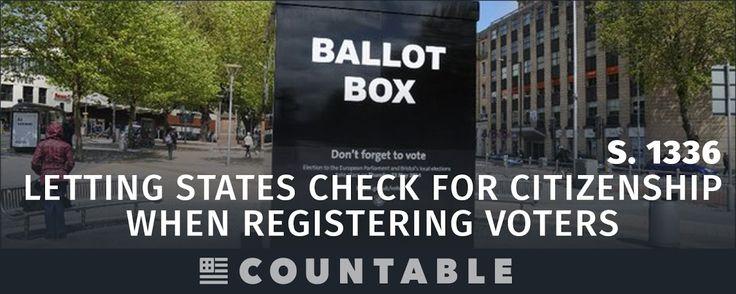 #voteridrequirements #voterfraud