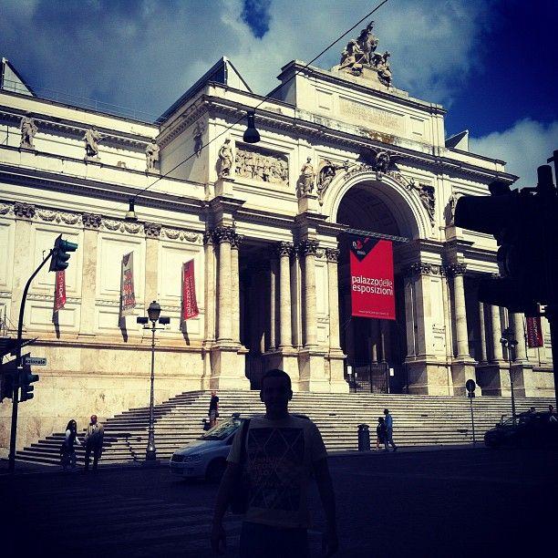 Palazzo delle Esposizioni in Roma, Lazio