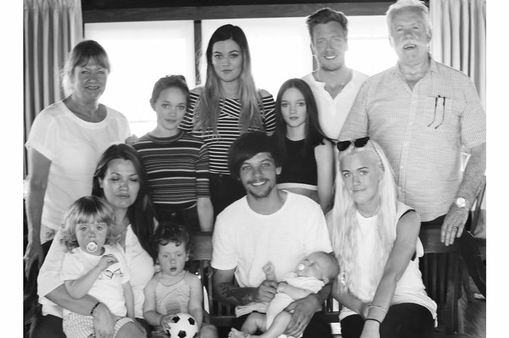 Louis Tomlinson's Mom Johannah Deakin, 43, Has Died from Leukemia (click through for full article)