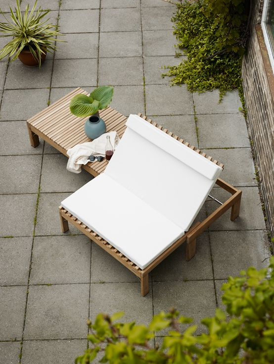 Riviera Lounge Cushion - Skagerak