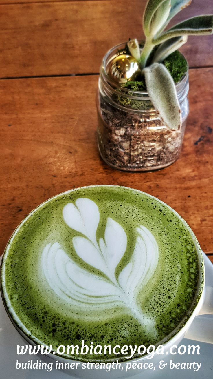 How much love can you fit in a cup? Hermosa Beach, California | travel | yoga | self-love | meditation | The Source Cafe, Hermosa Beach | matcha latte | healthy travel