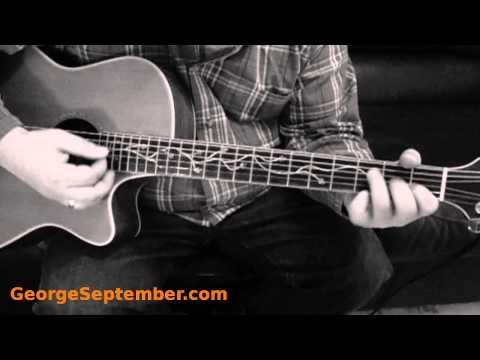 How to play Suspicious Minds by Elvis Presley on Guitar - YouTube