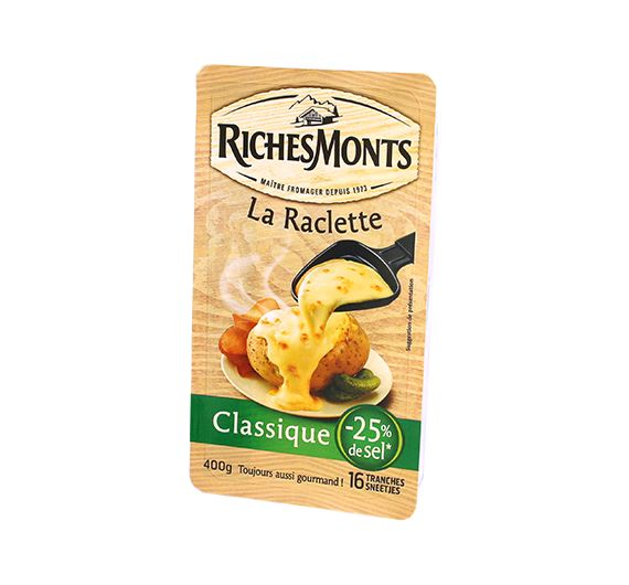 Raclette Classique - Melting Cheese
