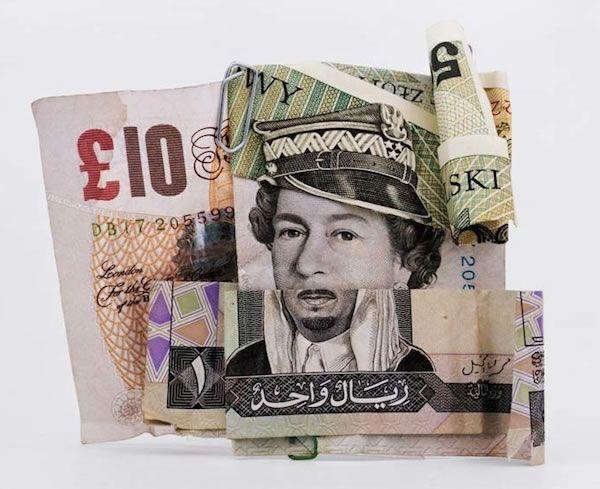 Portraits en billets de banque par Philippe Pétremant - http://www.2tout2rien.fr/portraits-en-billets-de-banque-par-philippe-petremant/