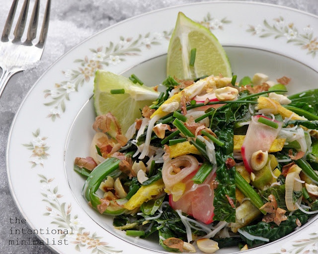 vegetable pad thai | veggie only recipes | Pinterest