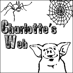 coloring pages charolettes web - photo#26