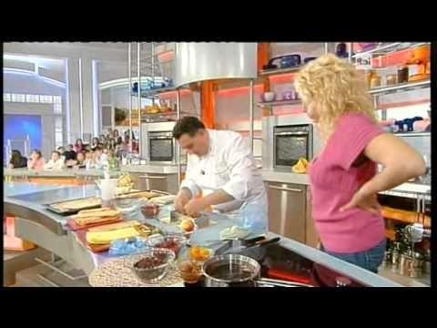 Ricetta:  - Millefoglie primavera del pasticcere Sal De Riso