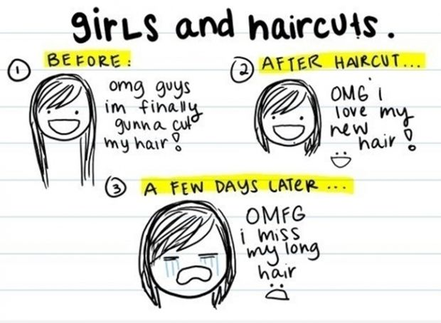 7+Short+Hair+Problems+|+Her+Campus