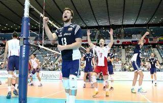 Blog Esportivo do Suíço: Polônia bate EUA, assume liderança da Copa do Mundo de vôlei e fica próxima da Rio 2016