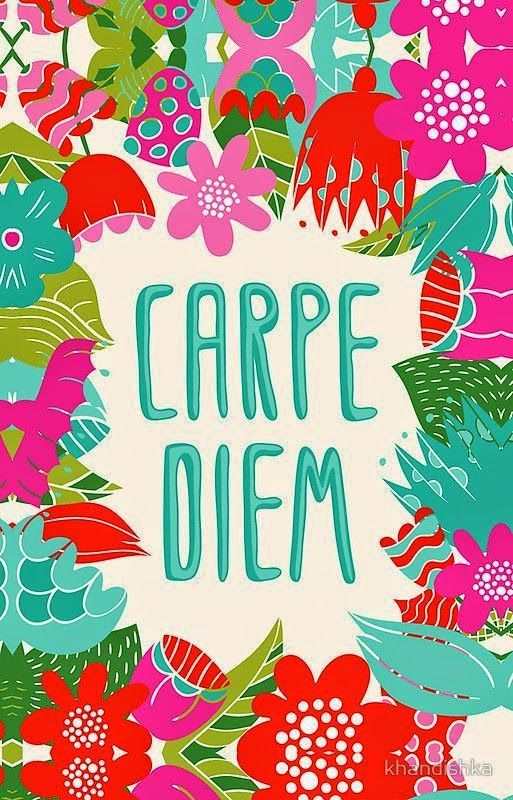 Learn how to seize your days: http://olivia-savannah.blogspot.nl/2014/09/carpe-diem-dead-poets-society-15.html