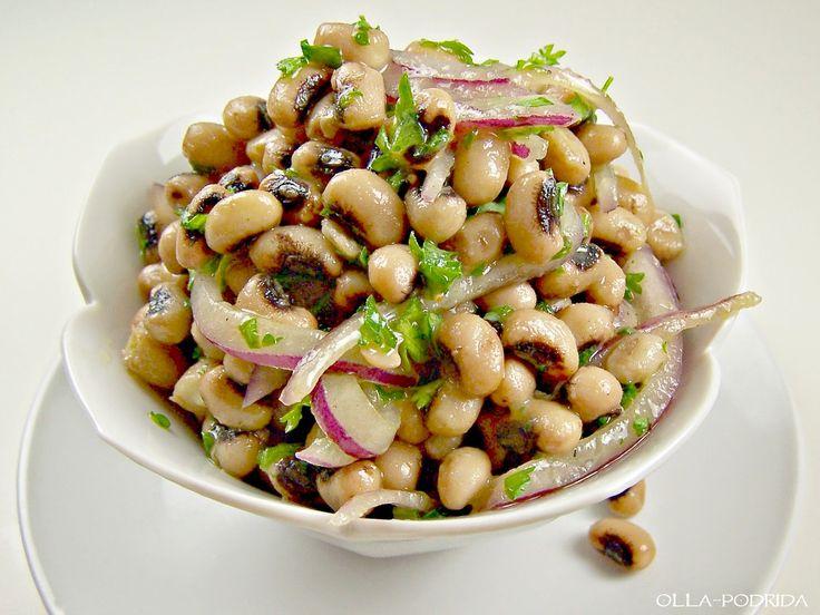 Olla-Podrida: Pea-Pickled Salad