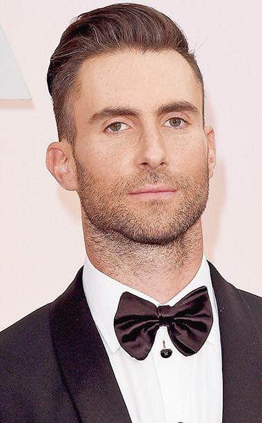 Adam Levine; Grade: 8/10 #Oscars