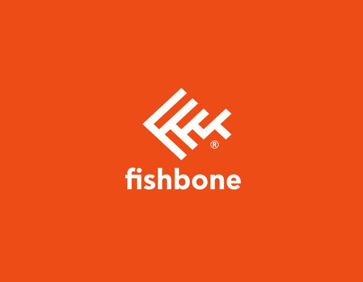 Fishbone Logo & Identity Design on Behance