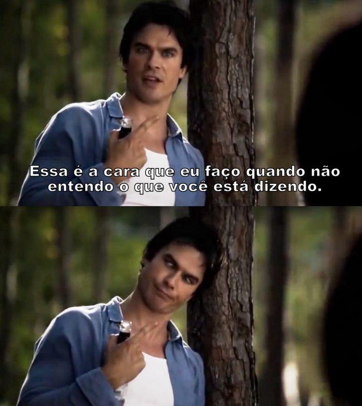 Diários de um Vampiro - Damon