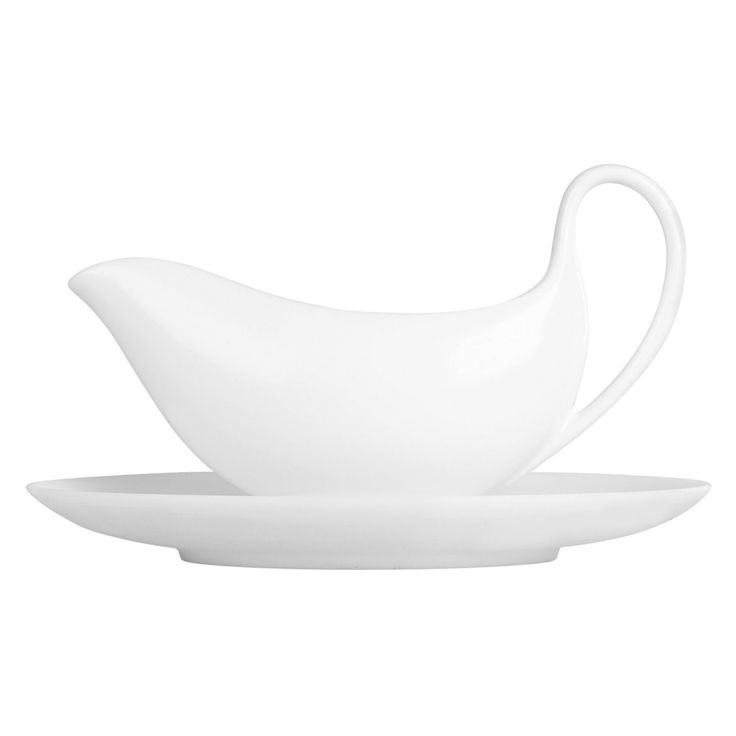 Wedgwood White Leigh Gravy Stand - 50105403358