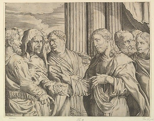 Christ and the Tax Collectors