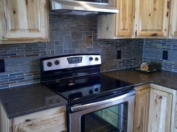Kitchen Backsplash Hickory Cabinets 21 best granite images on pinterest | granite, butterfly and