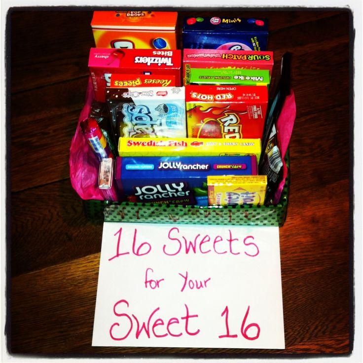 Sweet 16 gift