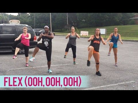 Rich Homie Quan - Flex (Ooh, Ooh, Ooh) - Boot Camp Style | Dance Fitness with Jessica - YouTube
