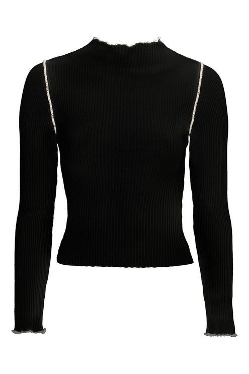 8b482caefc Lettuce Trim Cropped Sweater - Shop All Sale - Sale - Topshop USA