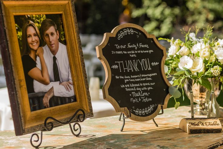 Guest Book Table. Image taken by Dave Cawley